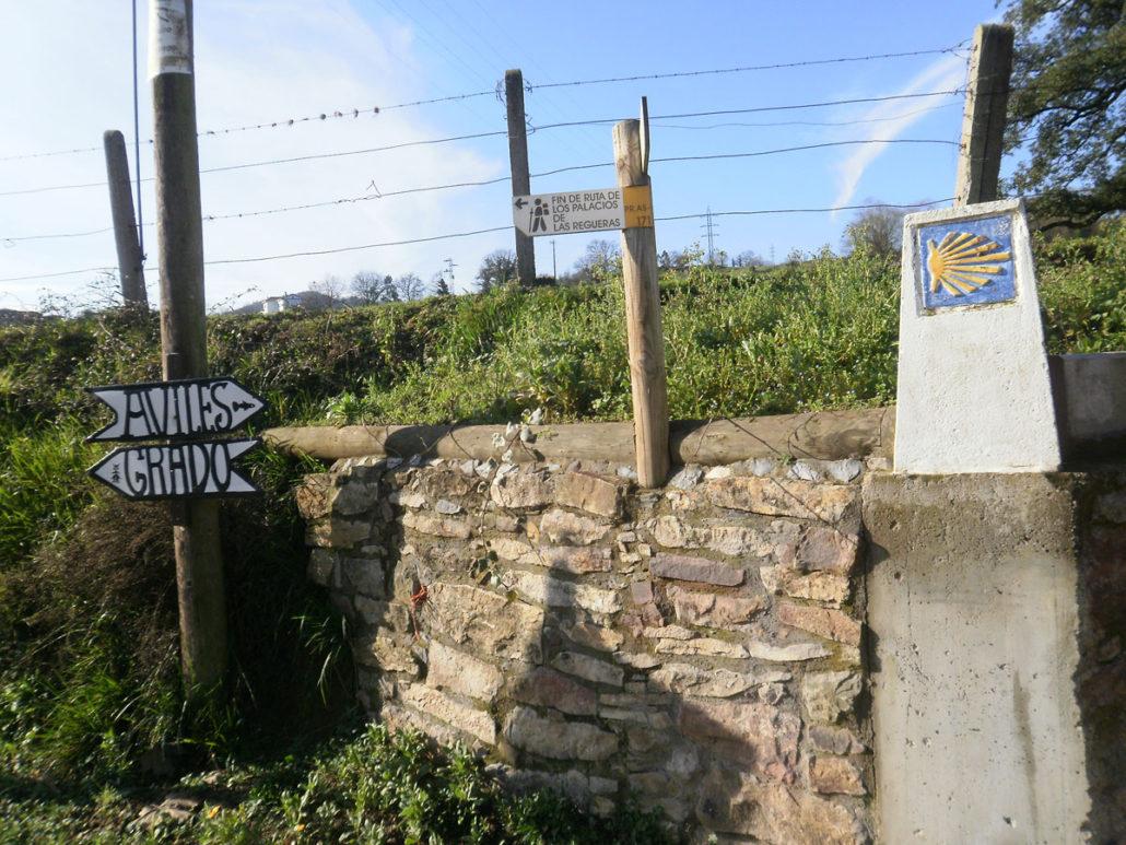 Camino Primitivo - Etapa Oviedo - Grado