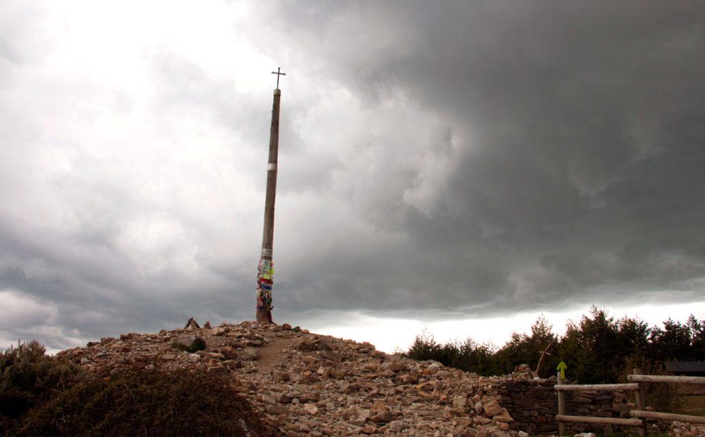 Camino Francés - Cruz de Ferro