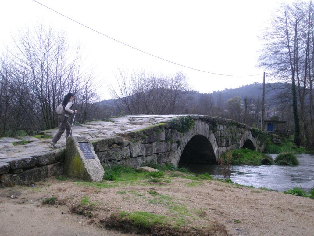 Camino Portugués - Etapa Balugaes - Tui