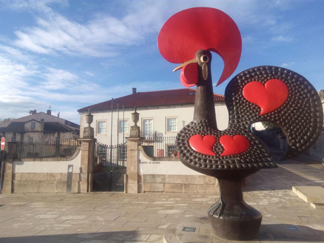 Camino Portugués - Gallo