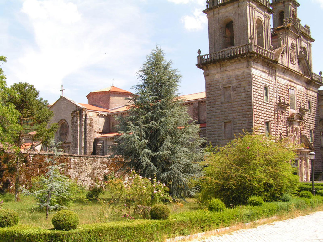 Vía de la Plata - Monasterio de Osera