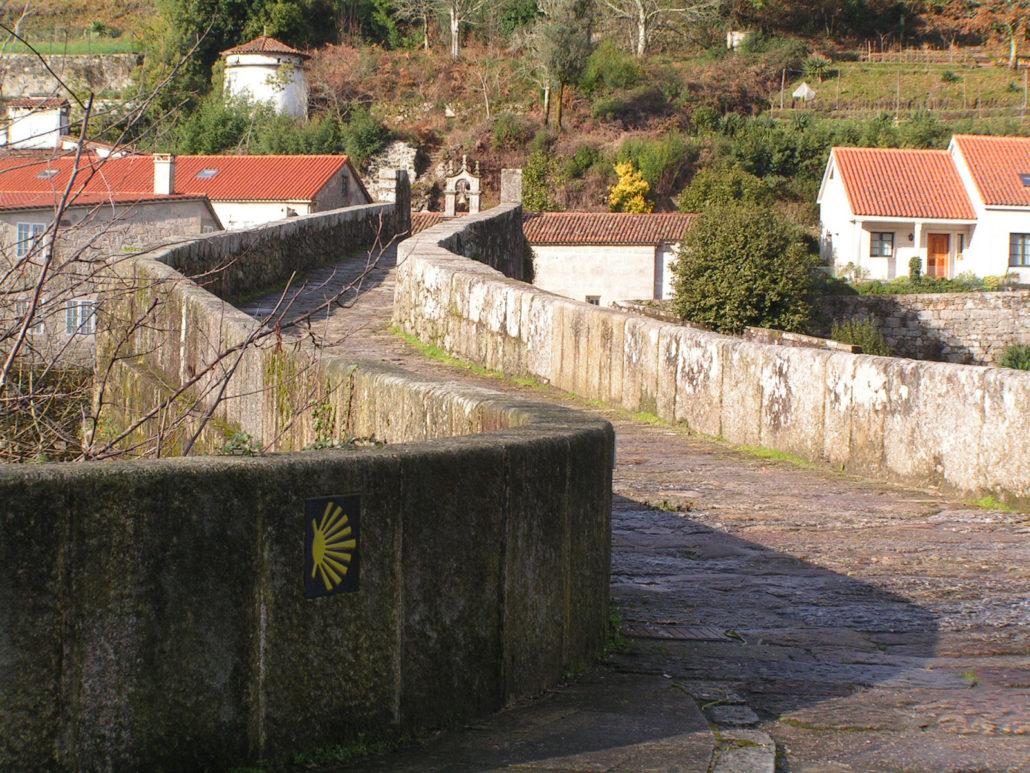 Camino Fisterra Muxía - Ponte Maceira