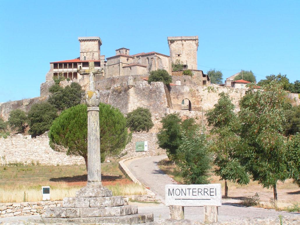 Vía de la Plata - Castillo de Verín