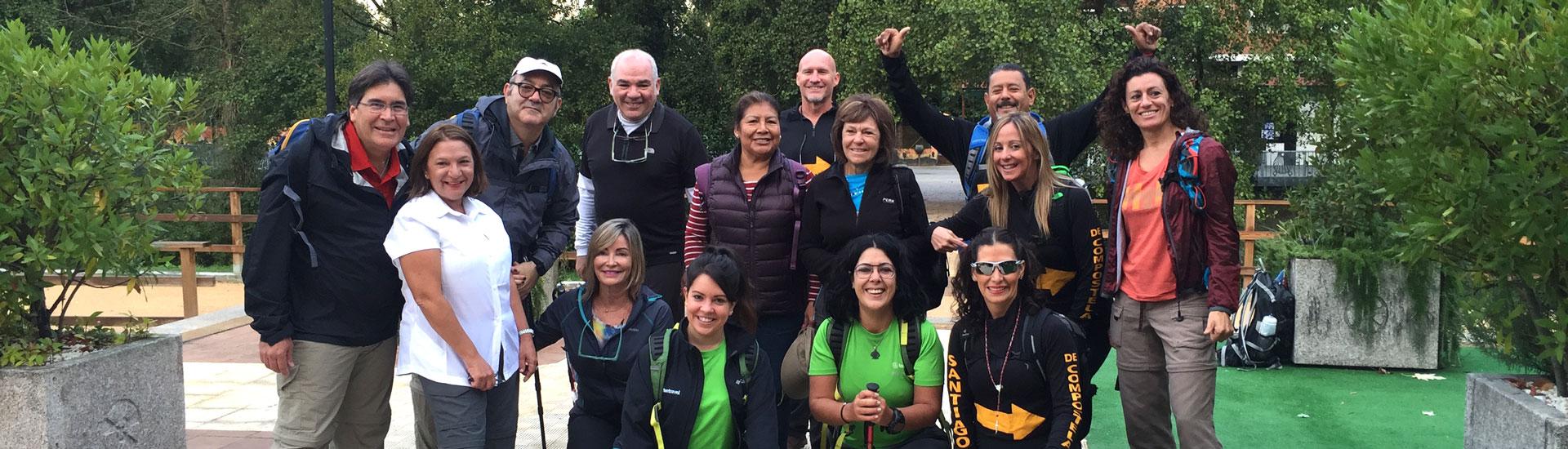 Camino de Santiago Organizado en grupo