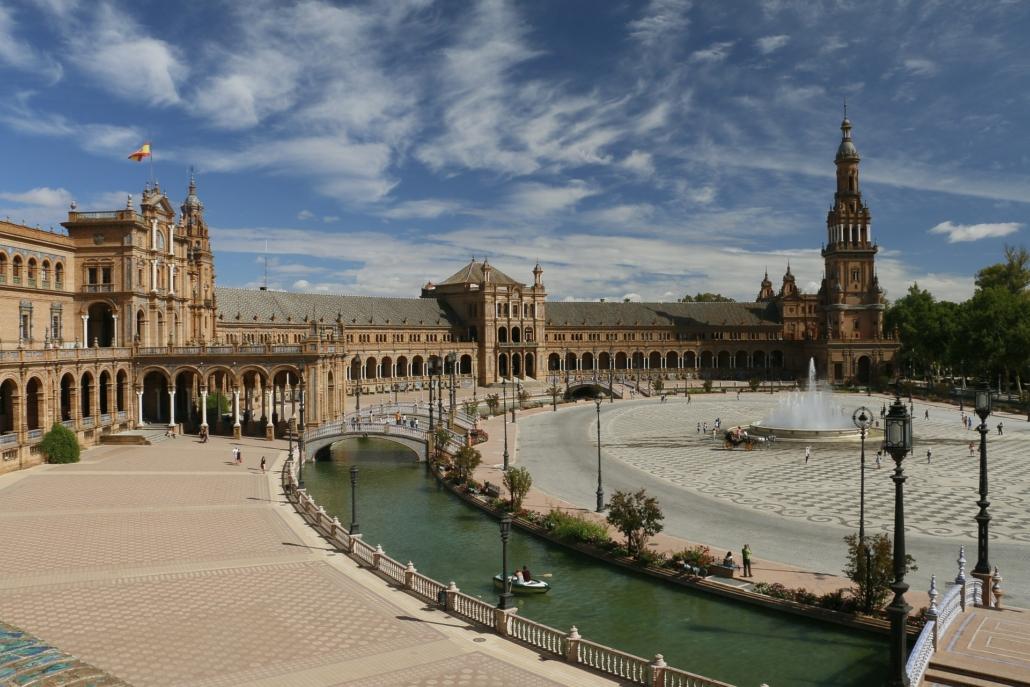 Puntos de Partida del Camino de Santiago - Sevilla