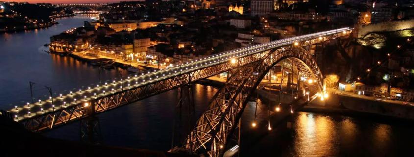 Puntos de partida del Camino de Santiago - Oporto
