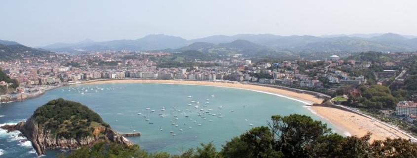 Puntos de partida del Camino de Santiago - San Sebastián