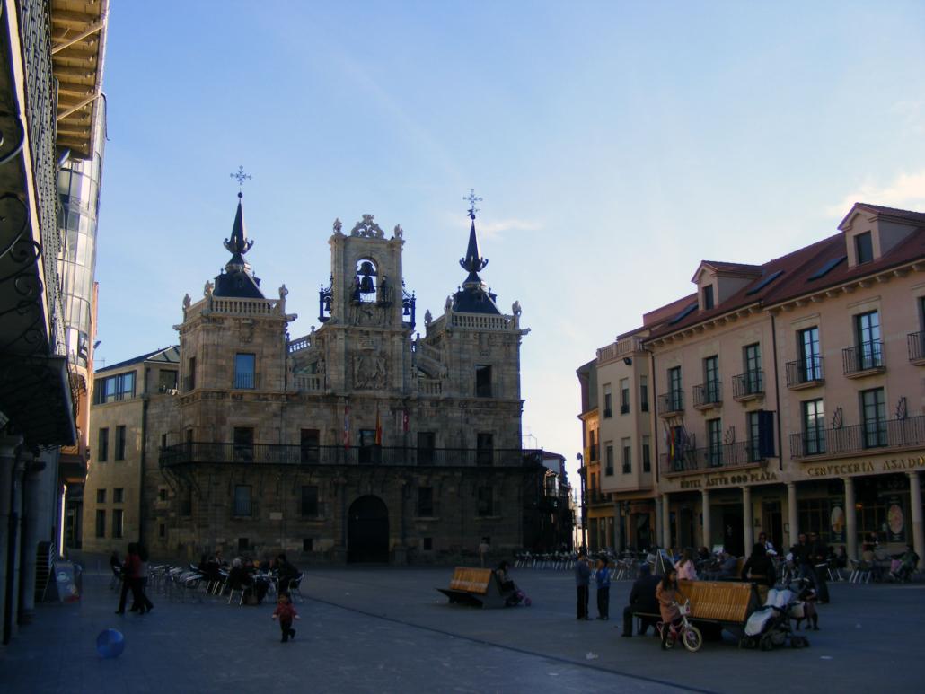 Puntos de partida del Camino de Santiago - León