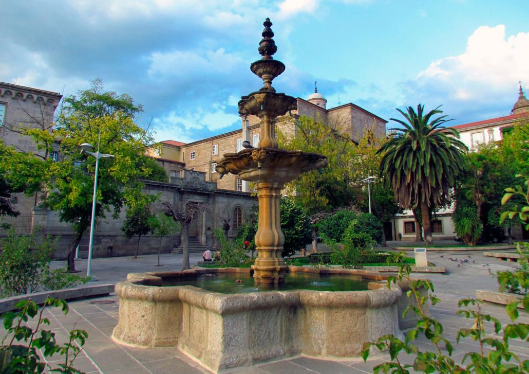 Puntos de partida del Camino de Santiago - Ourense